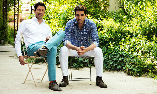 Fun Holiday Tidbits From Drew And Jonathan Scott