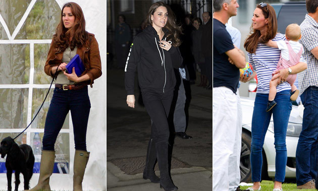 The Duchess Of Cambridge S Best Casual Chic Outfits