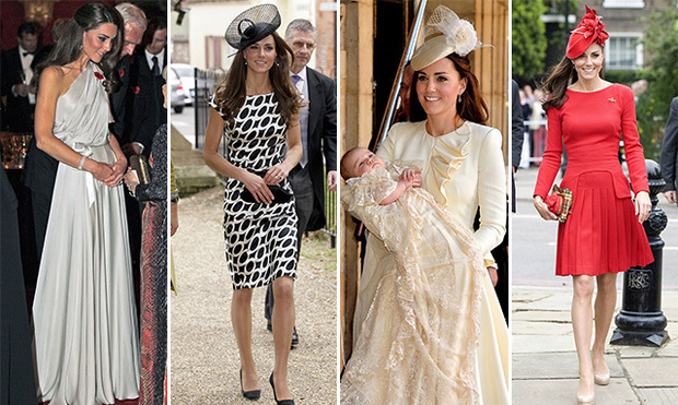 9) In Photos: 32 of Duchess Kate's best fashion moments