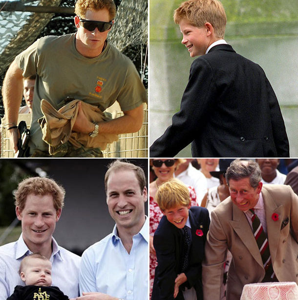 12) Prince Harry birthday: 30 pictures marking his special day