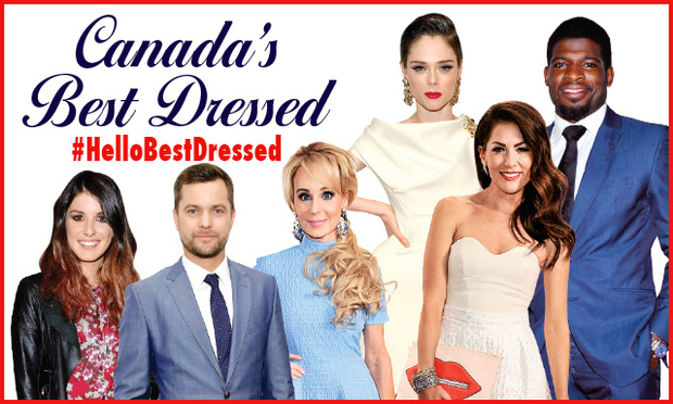 3) Canada's best dressed 2014: See who made the list