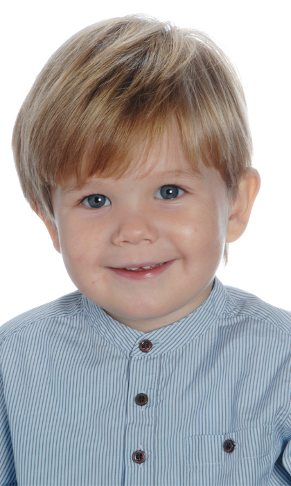 How cute is three-year-old Prince Vincent in this photo? <p>Photo: © Pernille Rohde, PR FOTO