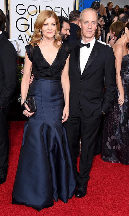 Chic Couples On The Golden Globes 2015 Red Carpet Hello Canada