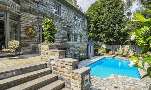 Listed Brian Mulroney S 5 8 Million Montreal Mansion