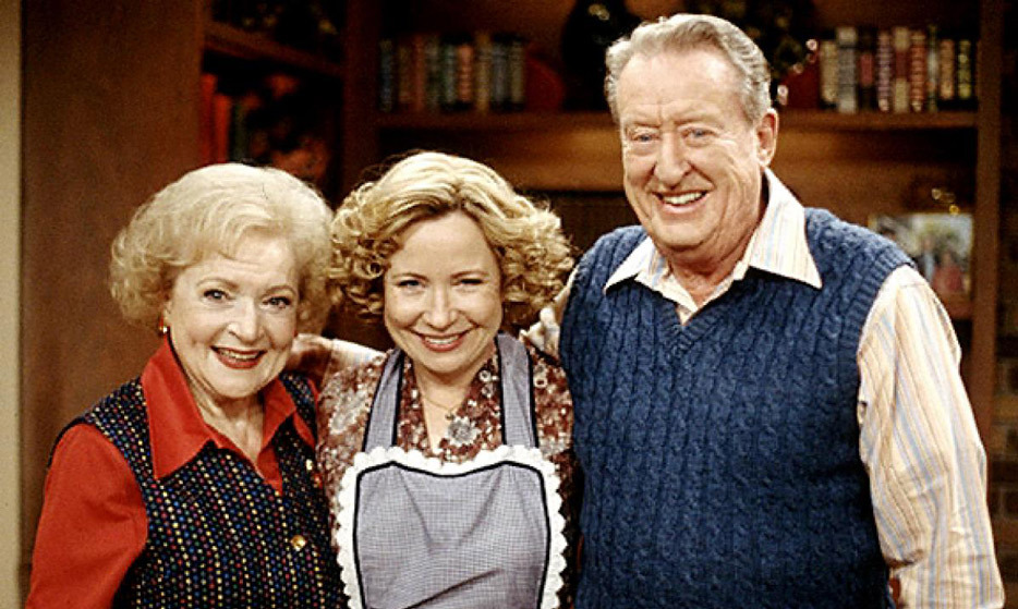 Betty and her old pal Tom Poston visited 'That '70s Show' in 2002, playing the parents of Kitty (Debra Jo Rupp).
