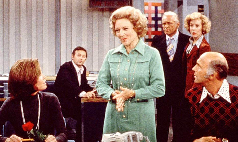 From 1973-1977, Betty worked with comedy legend Mary Tyler Moore on 'The Mary Tyler Moore Show.' Her portrayal of Sue Ann Nivens garnered her two Primetime Emmys.