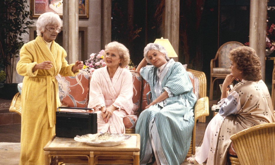 Along with the rest of the 'Golden Girls' - Bea Arthur, Rue McClanahan and Estelle Getty - Betty played the adorably naïve Rose Nylund on the hit show from 1985-1992.