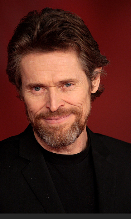 July 22: Willem Dafoe, 60