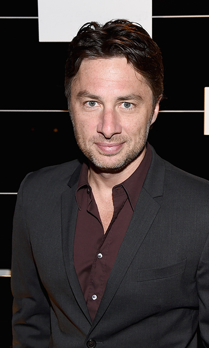 April 6: Zach Braff, 40
