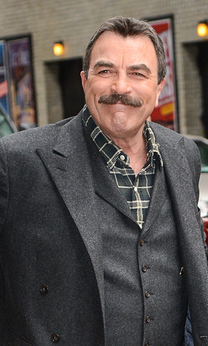 January 29: Tom Selleck, 70