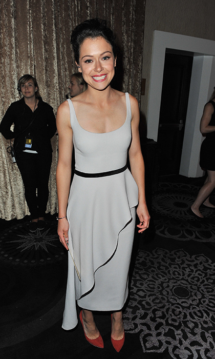 September 22: Tatiana Maslany 30