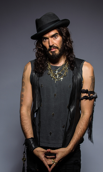 June 4: Russell Brand, 40