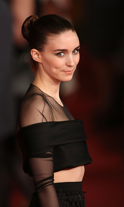 Arpil 17: Rooney Mara, 30