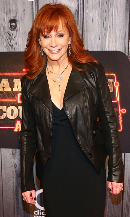 March 28: Reba McEntire, 60