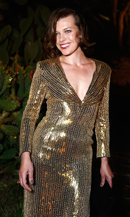 December 17: Milla Jovovich, 40