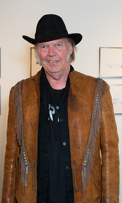 November 12: Neil Young, 70