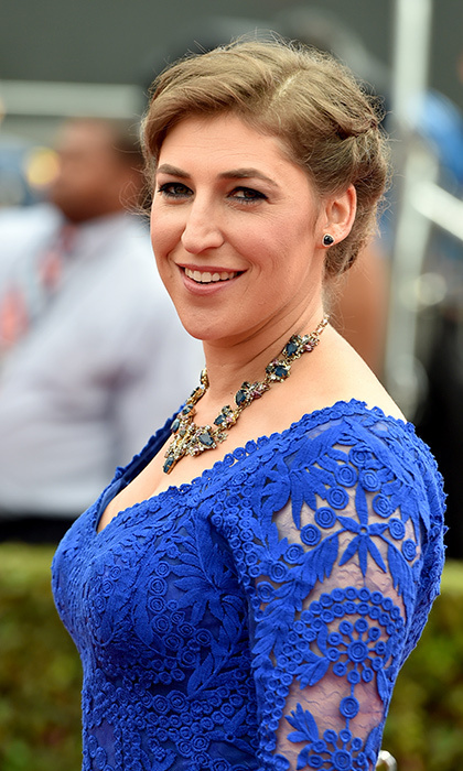 December 12: Mayim Bialik, 40