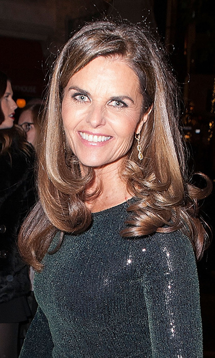 November 5: Maria Shriver, 60