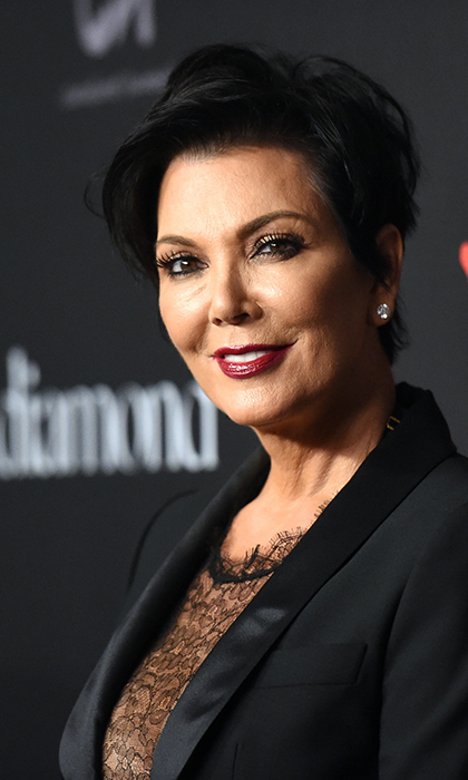 November 5: Kris Jenner, 60