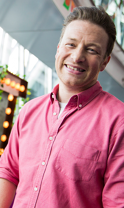 May 27: Jamie Oliver, 40