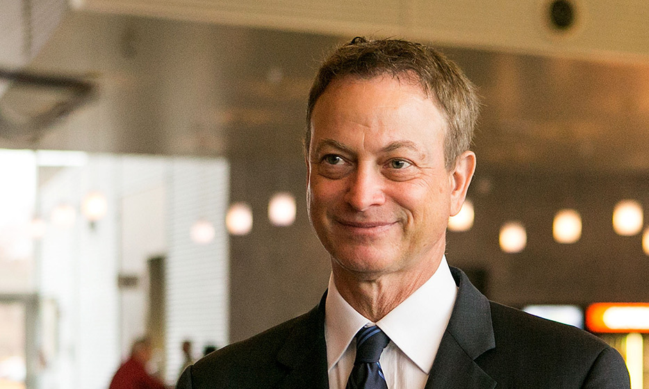 March 19: Gary Sinise, 60