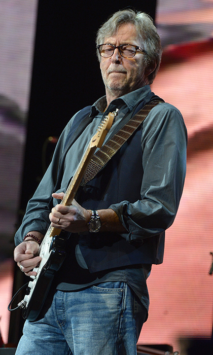 March 30: Eric Clapton, 70