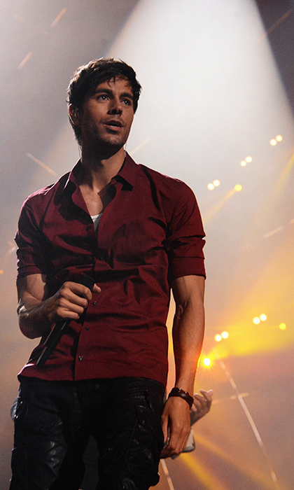May 8: Enrique Iglesias, 40