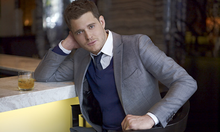September 9: Michael Bublé, 40