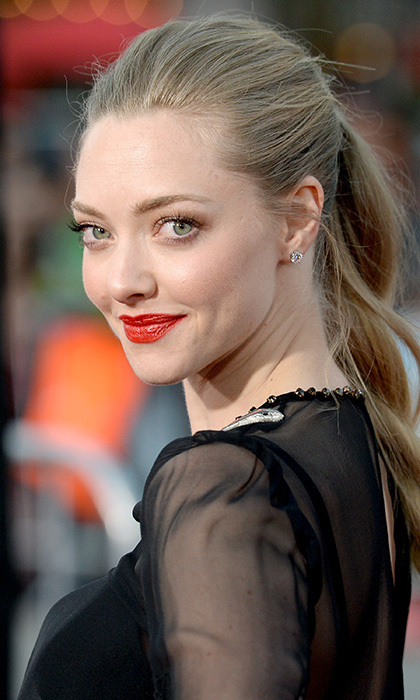 December 3: Amanda Seyfried, 30