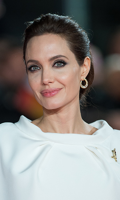 June 4: Angelina Jolie, 40