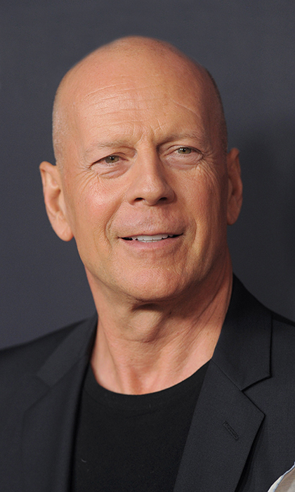 March 19: Bruce Willis, 60