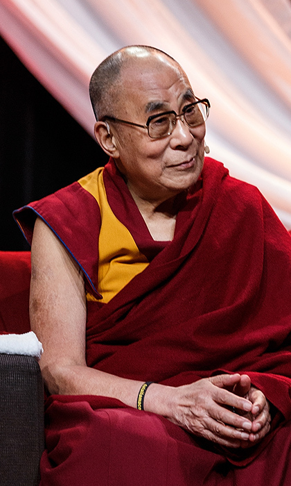 July 6: Dalai Lama, 80