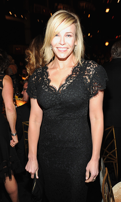 February 25: Chelsea Handler, 40