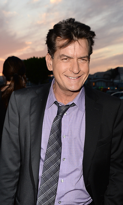 September 3: Charlie Sheen, 50