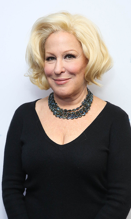 December 1: Bette Midler, 70