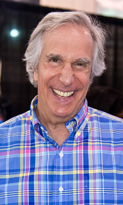 October 30: Henry Winkler, 70