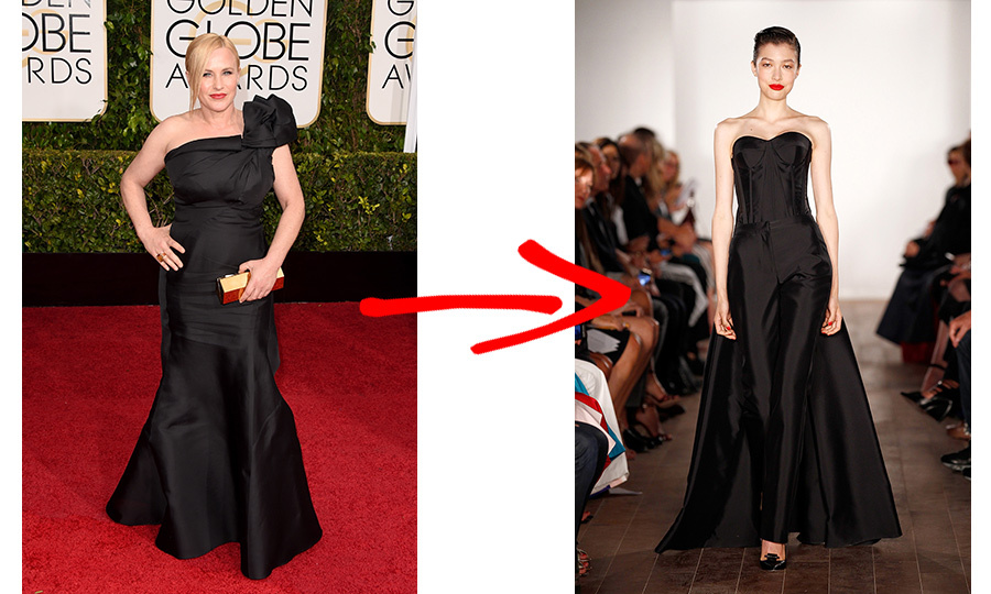 Patricia Arquette (Best Actress, 'Boyhood')
