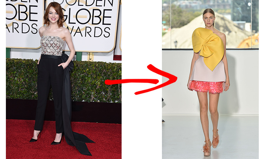 Emma Stone (Best Supporting Actress, 'Birdman')
