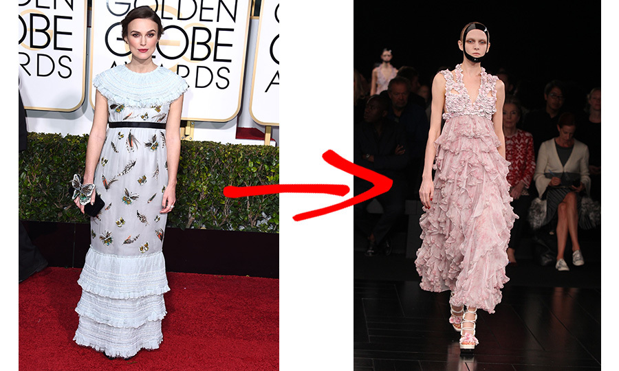 Keira Knightley (Best Supporting Actress, 'The Imitation Game')