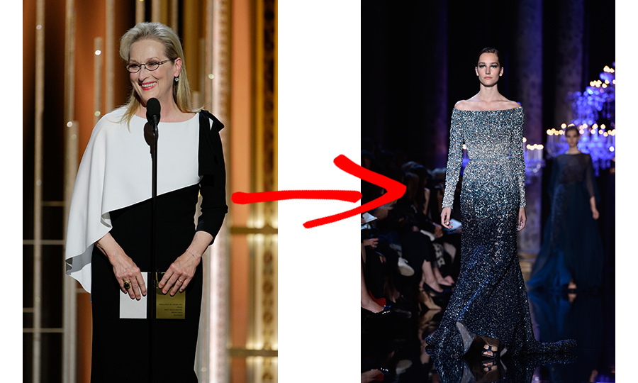 Meryl Streep (Best Supporting Actress, 'Into The Woods')