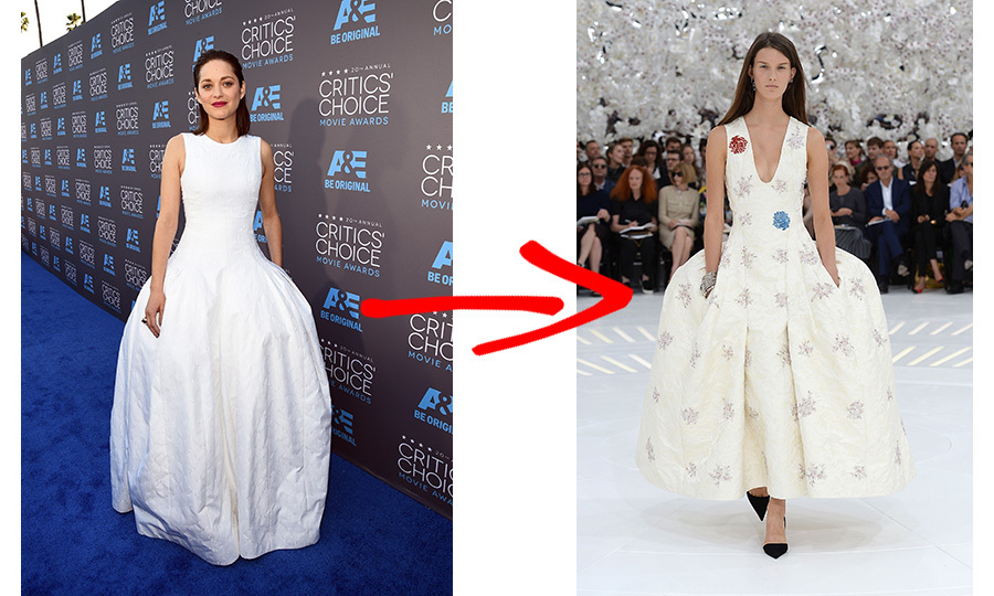 Marion Cotillard (Best Actress, 'Two Days, One Night')