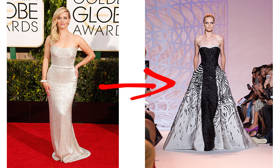 Reese Witherspoon (Best Actress, 'Wild')