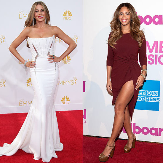 Celebrity fitness: celebrity trainers, exercises ... - Glamour