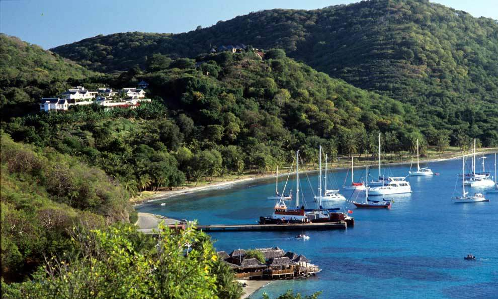 Whether it's the exclusive isolation or raw beauty of the island that has taken to royal fancy, one thing is for sure, Mustique has been tailor-made for those accustomed to the very best in everything they do. On a luxury getaway to Mustique, you can hire a yacht for the day or enjoy a scenic horseback ride on the golden sands