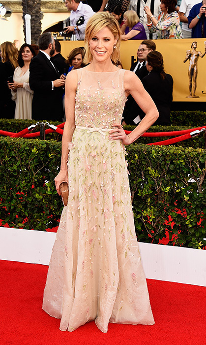 Julie Bowen in Georges Hobeika.