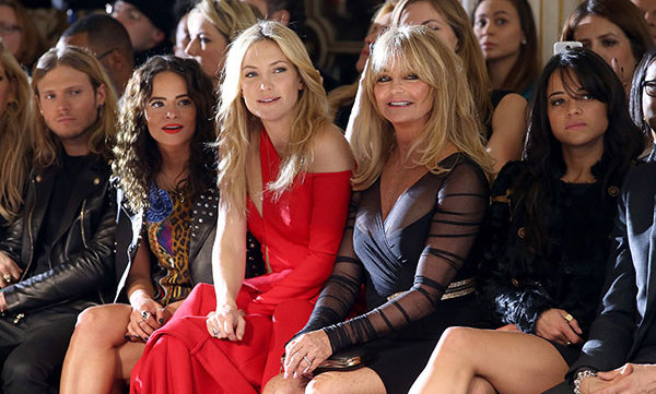 Kate Hudson, Goldie Hawn and Michelle Rodriguez. Photo: © Getty Images