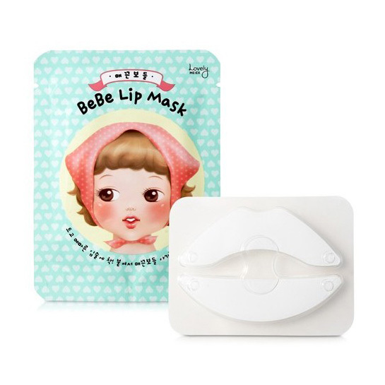 New to Canada, this Korean beauty secret soothes chapped lips and erases fine lines around the lip area. The Face Shop Bebe Lip Mask, $2, thefaceshop.com