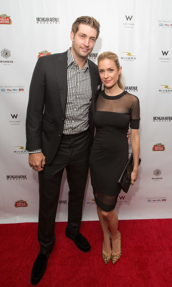 Chicago Bears quarterback Jay Cutler and wife Kristin Cavallari tied the knot in a Nashville wedding in June 2013. They are parents to sons Camden, 2, and Jaxon, born in May 2014.