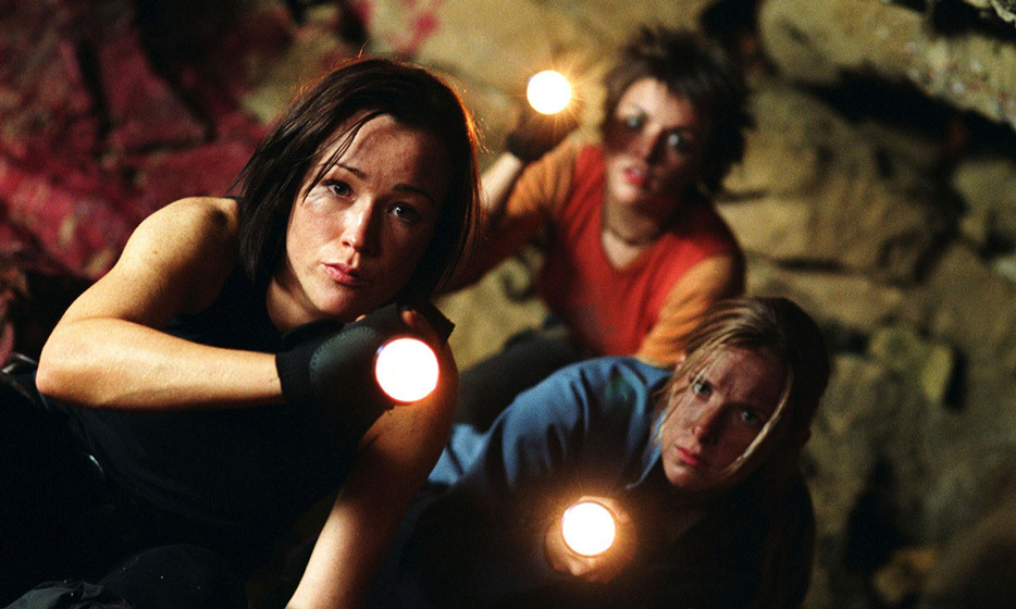 THE DESCENT: