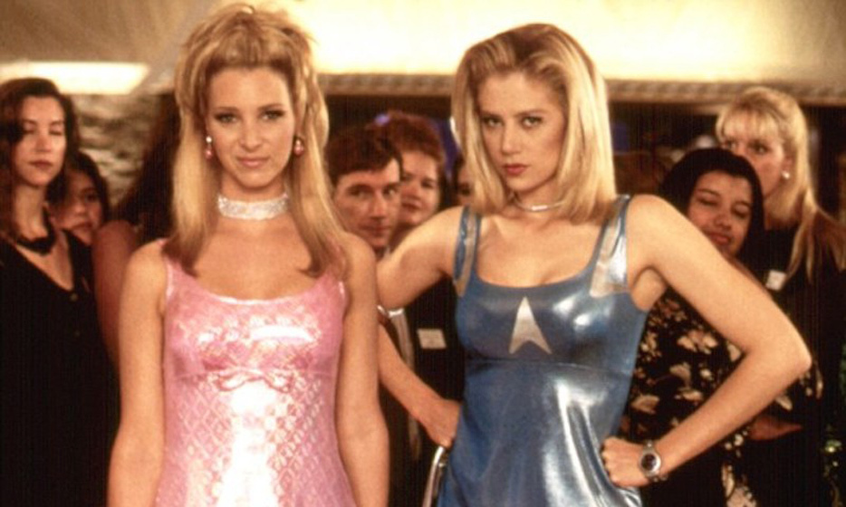 ROMY AND MICHELE'S HIGH SCHOOL REUNION: 